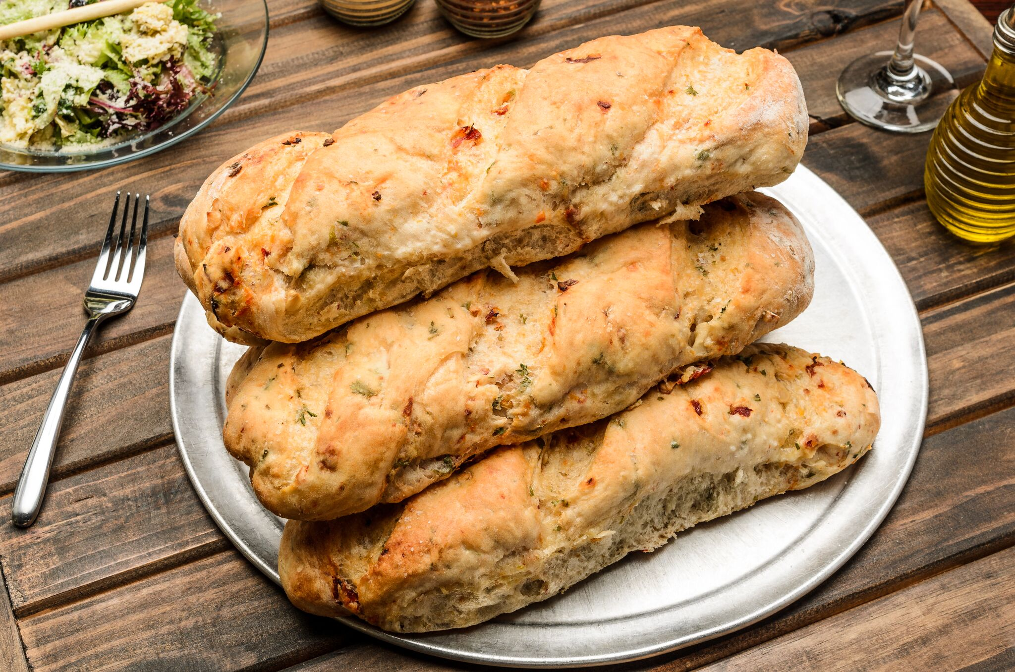 tuscan oven bread